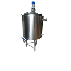 S.S. Mixing Tank - Jacketed