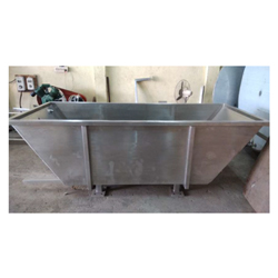 SS Vegetable Washer